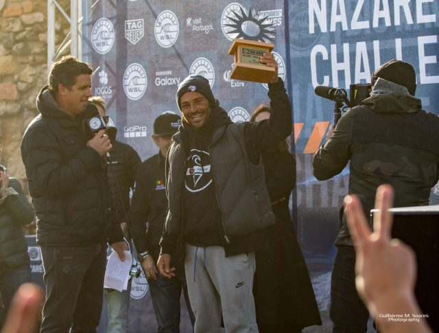 Finalistas Prémios XXL - Maior Onda Tow in